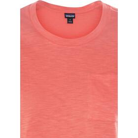 Patagonia Mainstay Camiseta manga corta Mujer, carve coral
